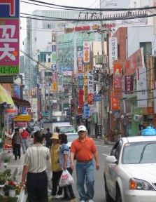 expat recruitment south Korea